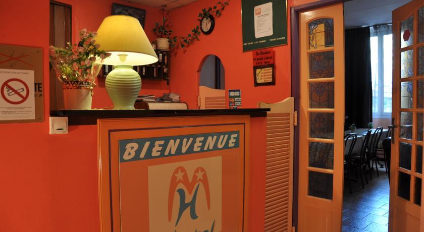 Hotel Moderne in Montredon