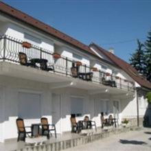 Hotel Muller's Inn Siofok in Felsoors