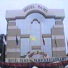 Hotel Pams in Kuttalam