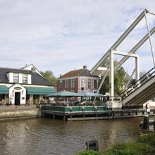 Hotel Restaurant It posthus in Stiens