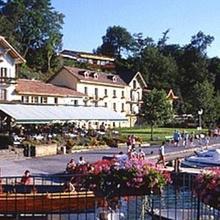 Hotel Restaurant Le Jules Verne in Longirod