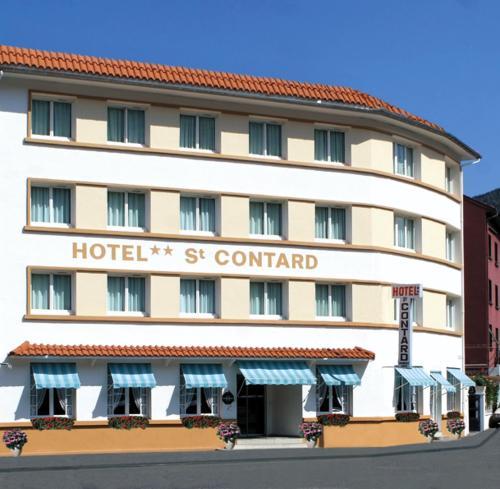Hotel Saint Contard in Juillan