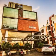 Hotel Sayaji Inn in Godoli