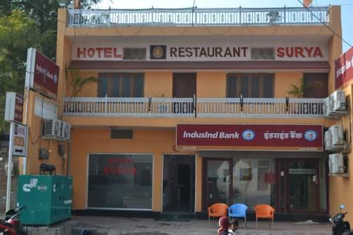 Hotel Surya in Barua Sagar