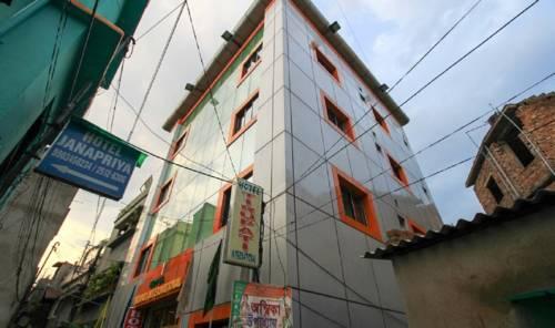 Hotel Tirupati International in Chak Kashipur