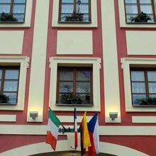 Hotel Zlaty Kohout in Strenice