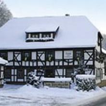 Hotel Zum Buergergarten in Allrode