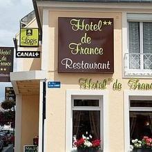 Hôtel de France in Vouilly