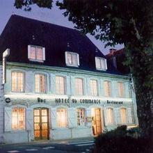 Hôtel Du Commerce in Loubieng