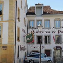 Hôtel du Port in Cheyres