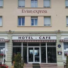 Hôtel Evian Express - Terminus in Chevenoz