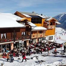 Hôtel les skieurs in Chevenoz