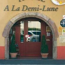 Hôtel - Restaurant A La Demi-Lune in Altenbach