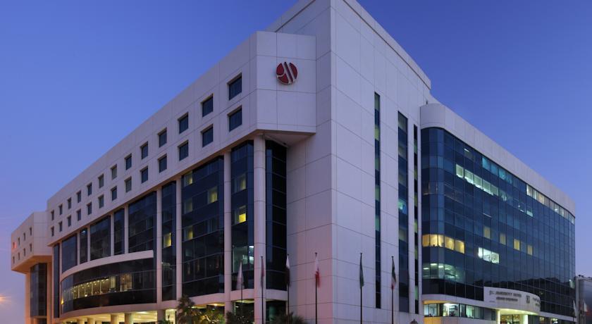JW Marriott Dubai in Dubai