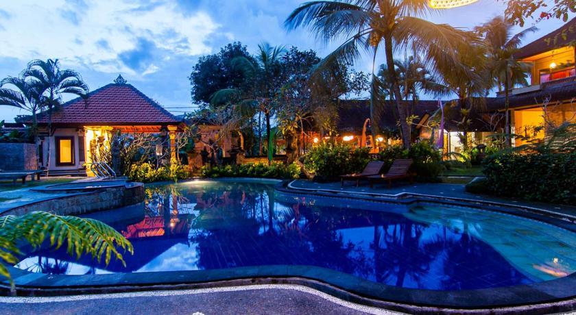 Kertiyasa Bungalow in Bali