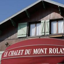 Le Chalet du Mont Roland in Damparis