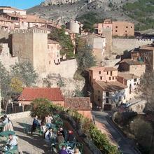 Los Palacios in Calomarde