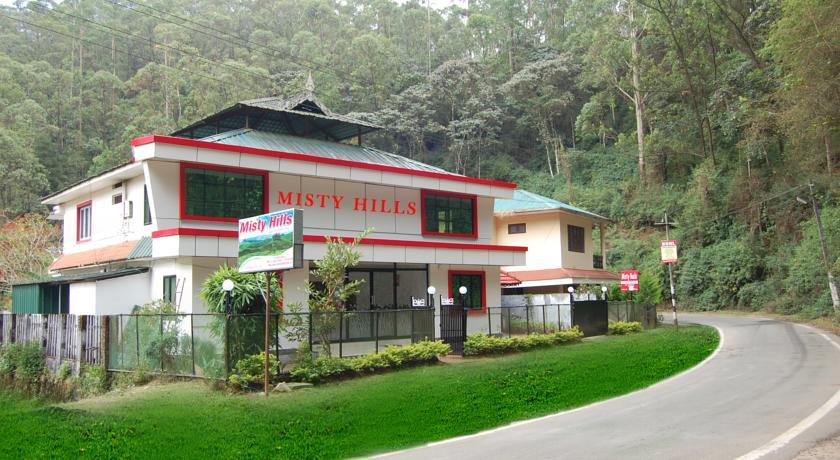 Misty Hills Munnar in Suryanelli