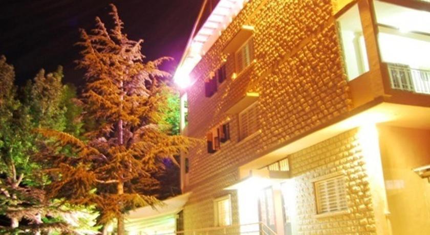 Monte Sannine Hotel Restaurant in Bzibdine