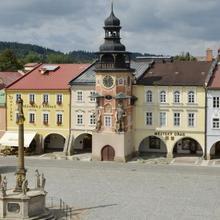Městský Hotel Dorinka in Mostek
