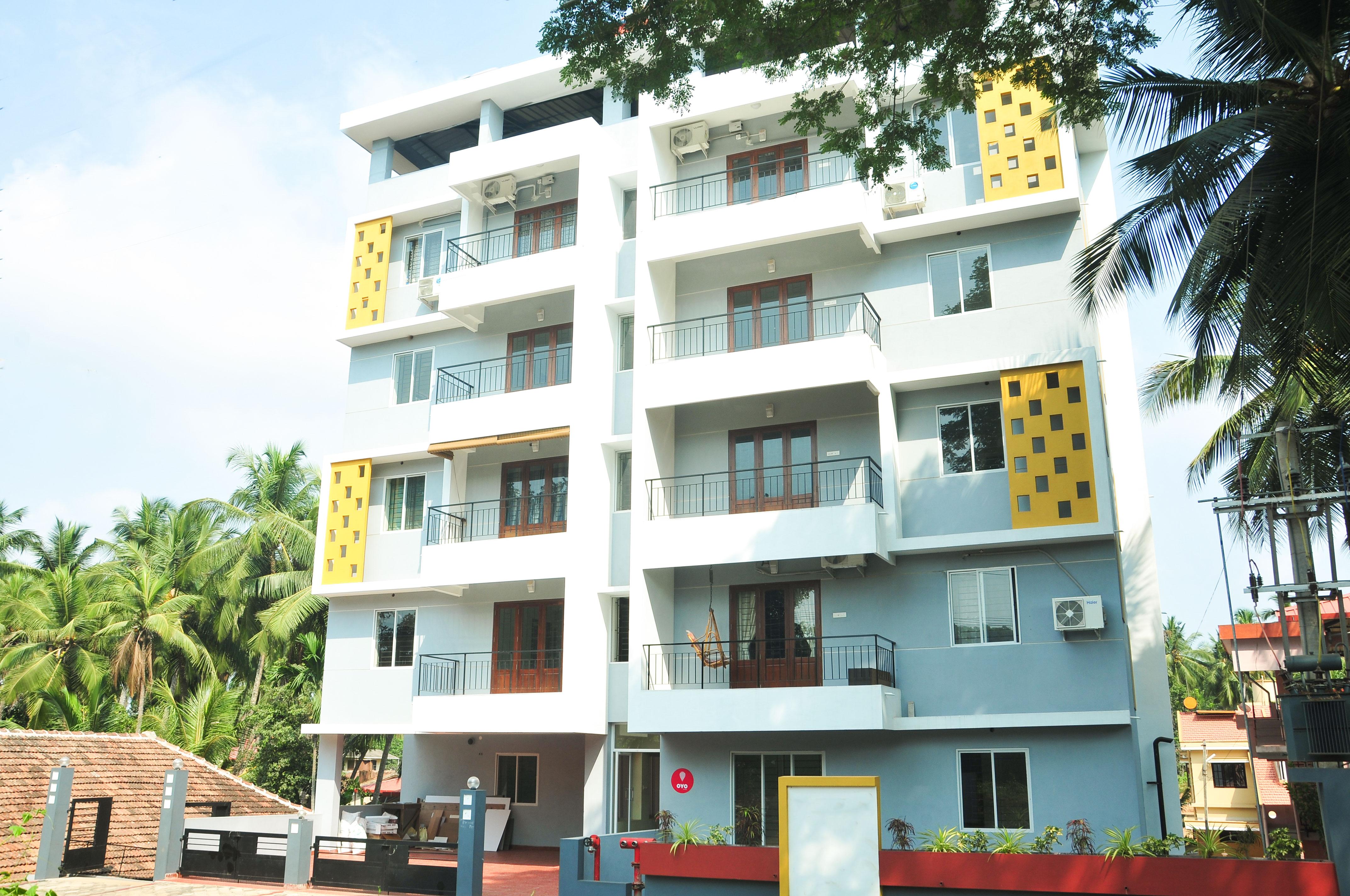 OYO 5123 Apartment near Aj Hospital in Mangalore