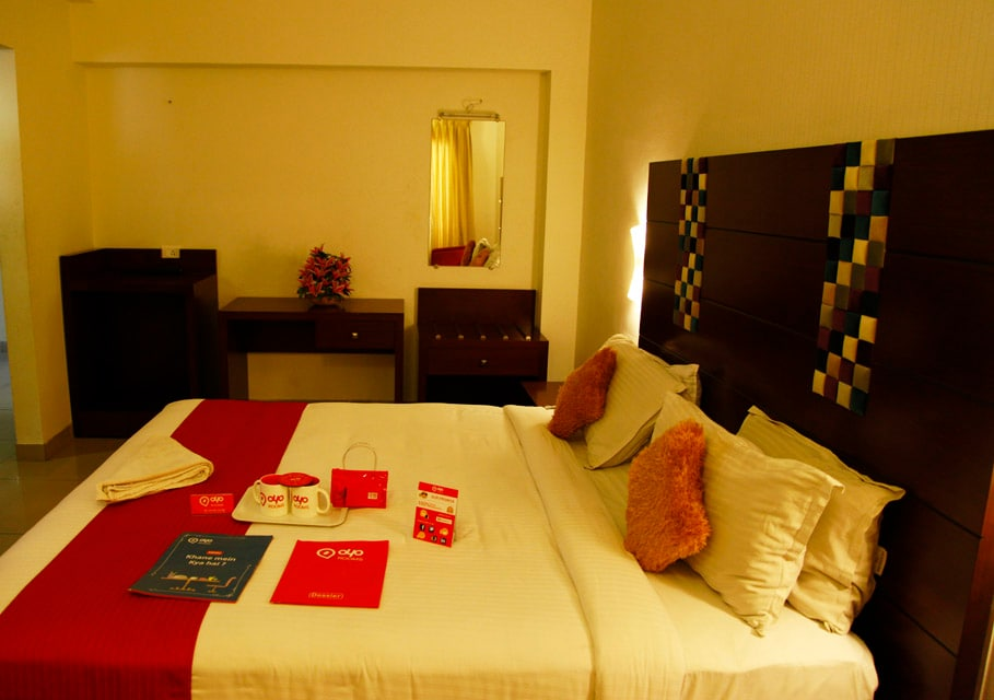 OYO 1531 Vels Grand Inn Hotel in Coimbatore