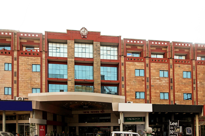 OYO 6024 Hotel Grand Amba in Bilaspur