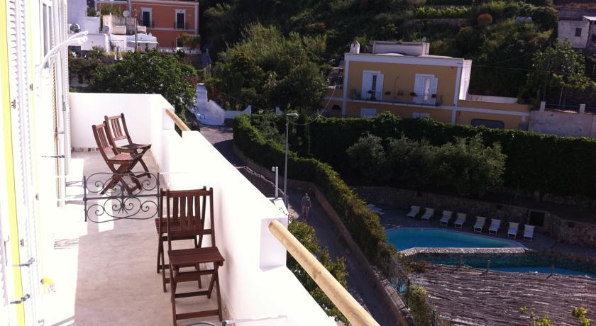 Piccolo Hotel Luisa in Ponza