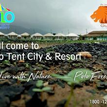 Polo Tent City in Antari