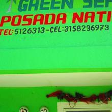 Posada Green Sea in San Andres