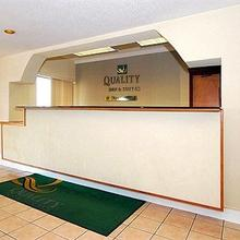 Quality Inn & Suites Jackson International Airport in Luckney