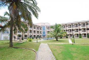 Ramada Resort, Accra Coco Beach in Teshi