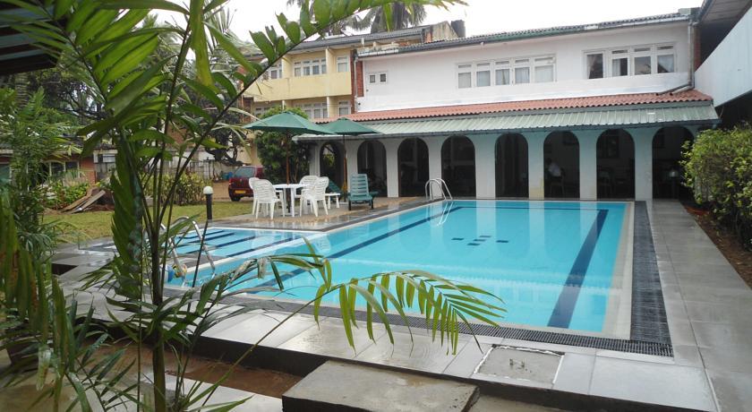 Ranveli Beach Resort in Dehiwala