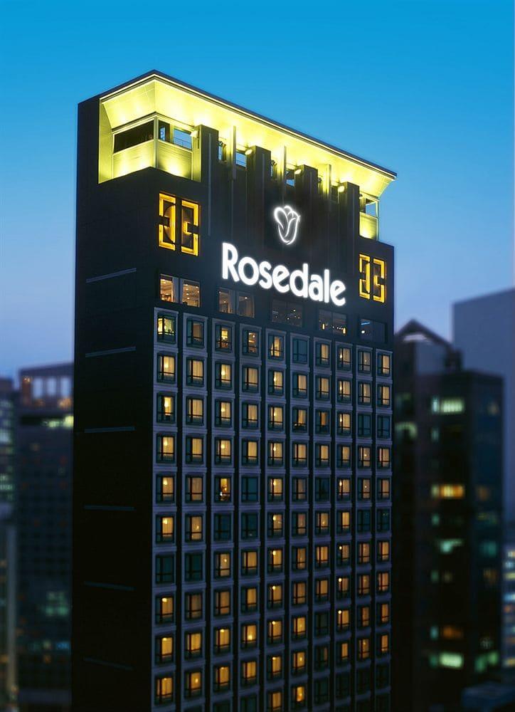 Rosedale On The Park in Hong Kong