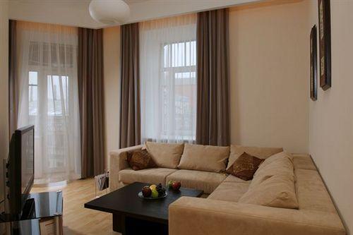 Senator Apartments Executive Court in Kiev