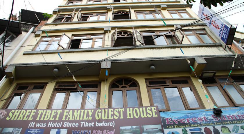Shree Tibet Family Guest House in Kathmandu