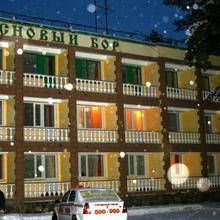 Sosnoviy Bor Hotel in Tatarenkova