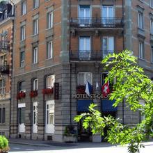 St Georges Hotel in Stein