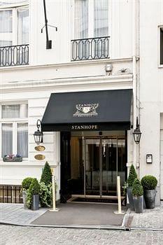 Stanhope Hotel in Brussels