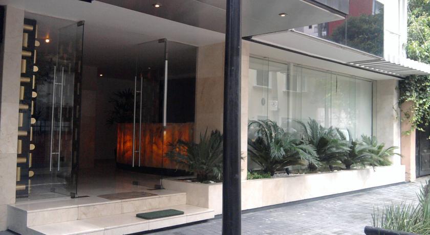 Suites Parioli in Mexico City