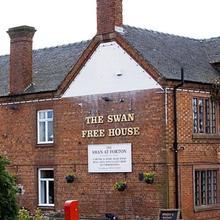 Swan At Forton in Kinnersley