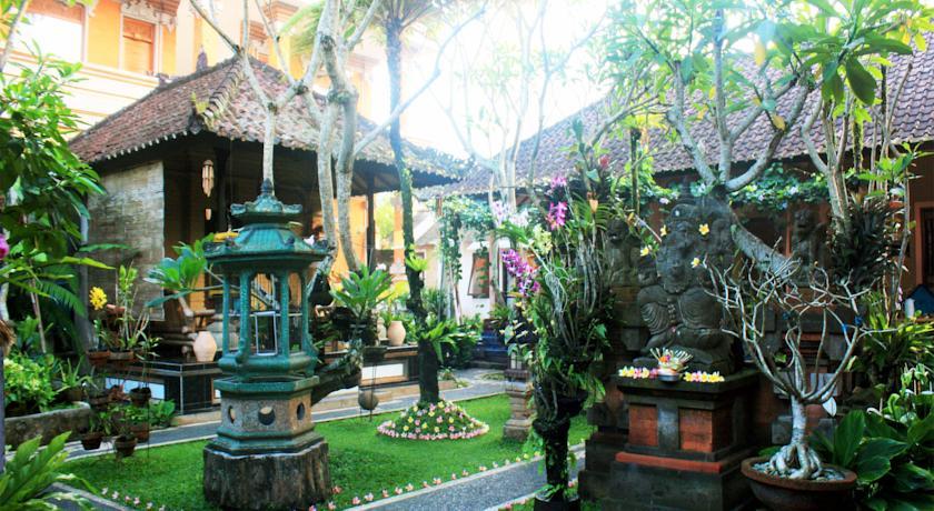 Teba House Ubud Bali in Bali