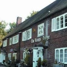 The King's Lodge Hotel in Radlett