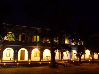 The Krishna Jungle Resort in Kanha