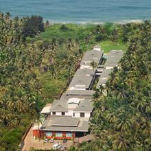 The O Hotel Beach Resort & Spa, Goa in Goa