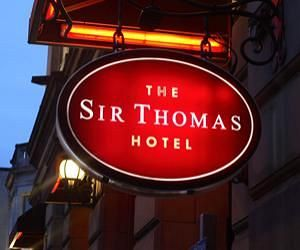 The Sir Thomas Hotel in Frankby