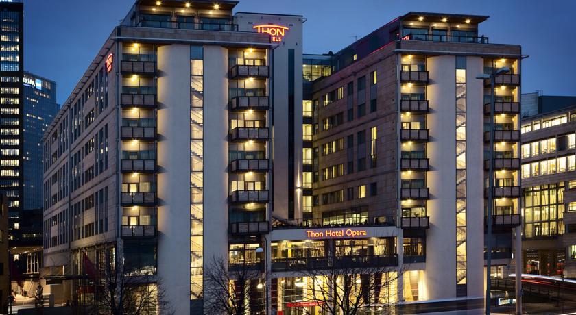 Thon Hotel Opera in Oslo