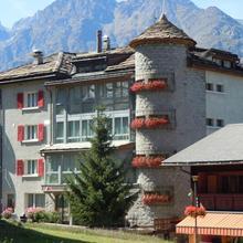 Turm Hotel Grächerhof in Eischoll