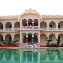 V Resorts Rajmahal orchha in Barua Sagar