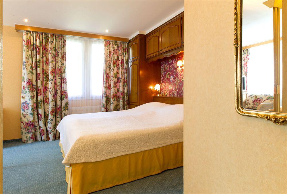 Wengener Hof Hotel in Niederried